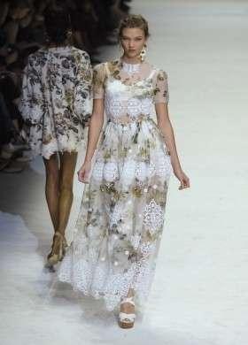 Make up: il trucco di Dolce e Gabbana direttamente dal backstage, le foto