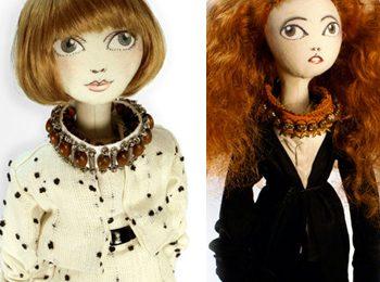 Fashion Night Out: all'asta le bambole di Anna Wintour e Grace Coddington
