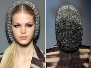 Schemi maglia: il berretto da donna di Etro