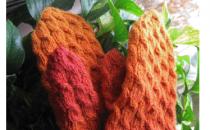 Schemi maglia: i guanti a manopola