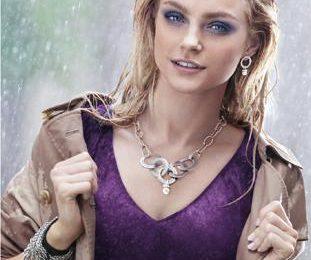 Jessica Stam: la nuova testimonial dei gioielli Morellato