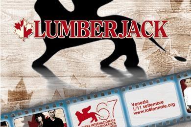 Lumberjack partecipa al 67° Festival del Cinema a Venezia