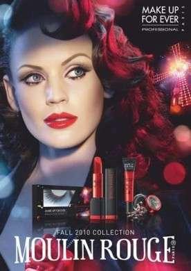 Make up: la collezione Moulin Rouge di MUFE