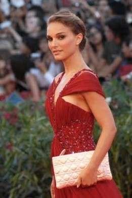 Festival del Cinema di Venezia: look di Natalie Portman