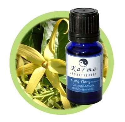 Aromaterapia: olio essenziale di Ylang Ylang