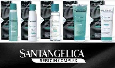 Pulizia del viso: pelle protetta con Clean Silk di Santangelica