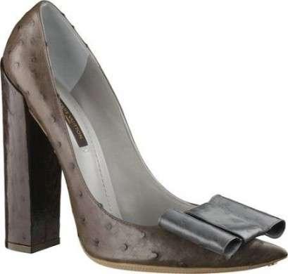 Louis Vuitton scarpe autunno inverno 2010- 2011