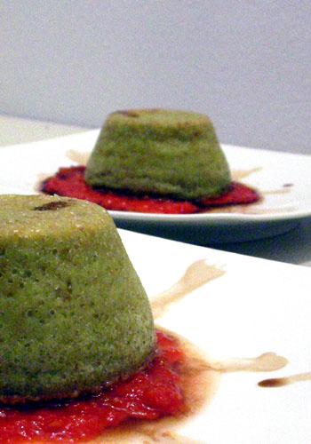 Ricette light: sformati di zucchine alla menta