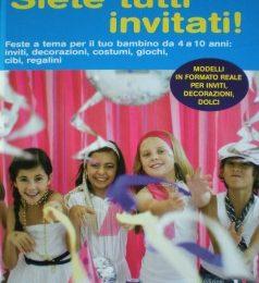 Feste per bambini: i consigli in un libro