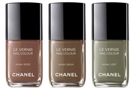 Smalto: Les Khakis di Chanel per la VFNO