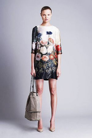 stella mc cartney resort 2011