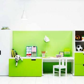 Catalogo Ikea 2011 anteprima mobili Stuva per la cameretta