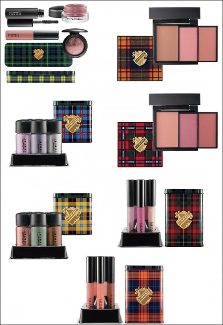 Trucco Mac: Tartan Tale collection per l'inverno