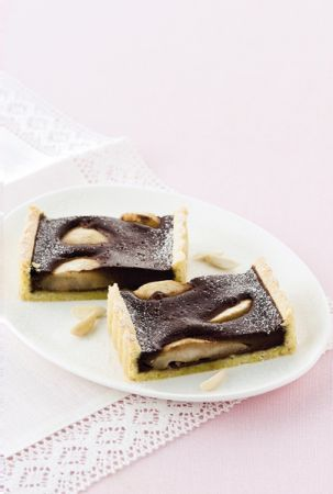 torta pere cioccolato