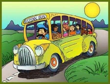 Trasporto bambini: ecco le regole sugli scuolabus