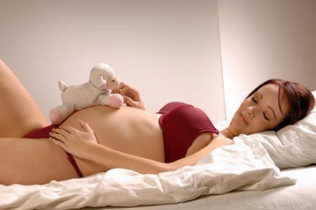 Tristezza in gravidanza? A rischio la salute del bebè