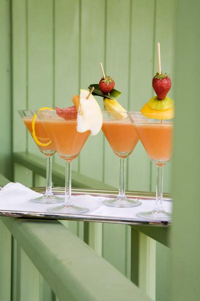 Ricette cocktail: il twisty fruit