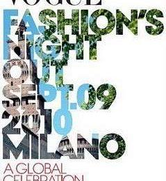 Vogue Fashion's Night Out Milano: gli appuntamenti beauty da non perdere