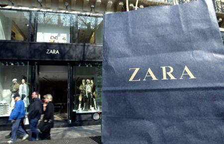 Zara shop online: al via da oggi anche in Italia