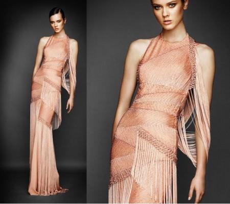 Atelier Versace Fall 2010 eva mendes