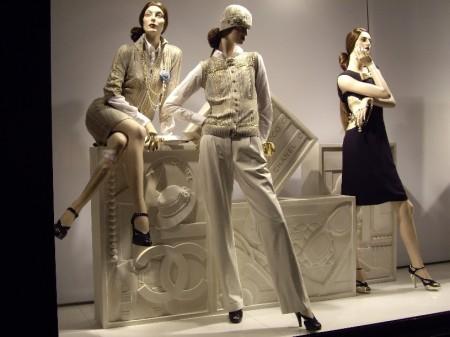 Chanel boutique di Parigi