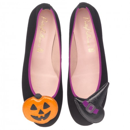 PrettyBallerinas, le ballerine per Halloween