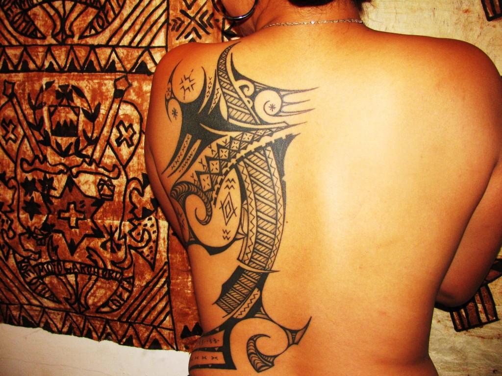 Tatuaggio maori significato