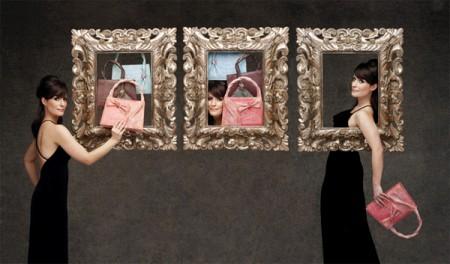 Alessandra Gucci ci presenta le borse AG Limited Edition