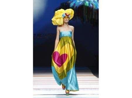 Agatha Ruiz de la Prada primavera estate 2011