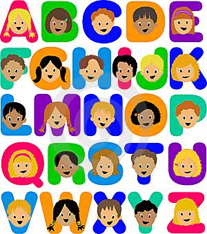 Filastrocche bambini, le lettere dell'alfabeto