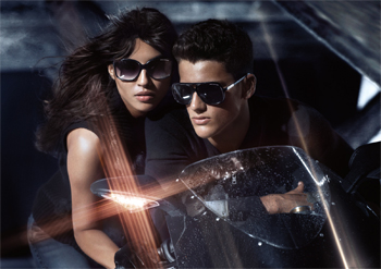 Armani Exchange lancia gli occhiali 3D per il cinema