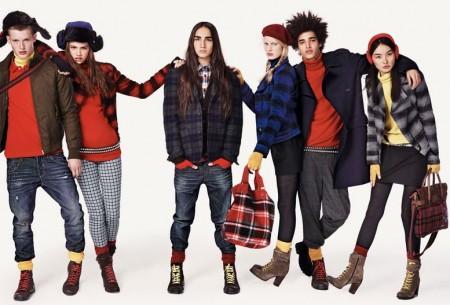 Benetton abbigliamento: i modelli della nuova collezione