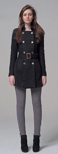 benetton abbigliamento cappotto