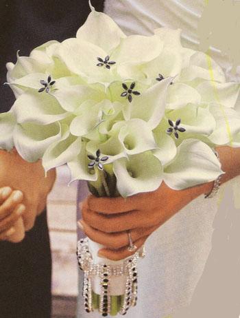 Bouquet sposa inverno