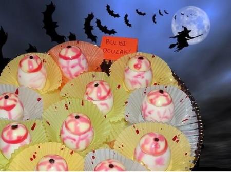 bulbi oculari halloween