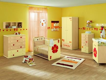 camera bambini colorata