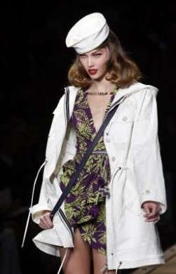Paris Fashion week: Christian Dior primavera estate 2011