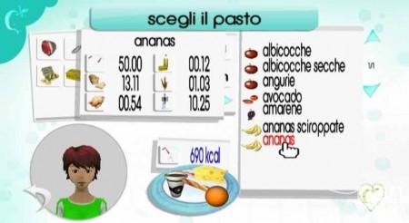 Tabella calorie: quelle dei cibi più comuni