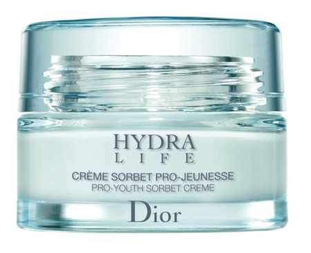 crema viso hydra life dior