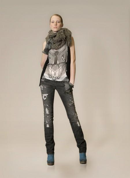 diesel jeans donna 2011
