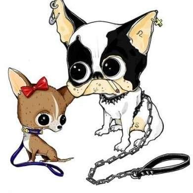 Dsquared2, la collezione fashion per i cagnolini su Yoox