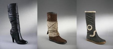 guess scarpe stivali 2011