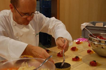 Ipertensione, il libro di ricette dello chef Heinz Beck