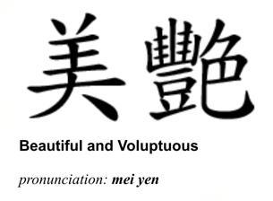 ideogrammi significati