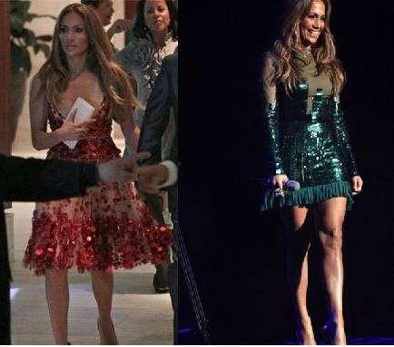 Jennifer Lopez sceglie Valentino e Zuhair Murad