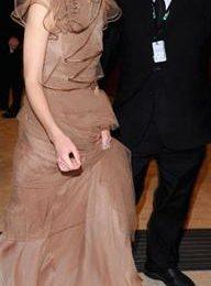 """Valentino: l'abito di Keira Knightley alla premiere di """"Last Night"""" a Roma"""