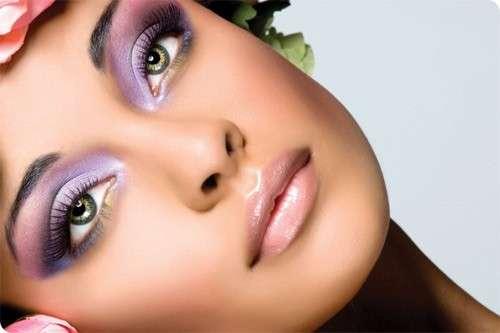 Make up occhi chiari