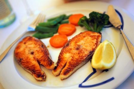 mangiare pesce tumore prostata