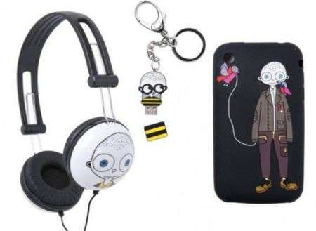 Marc by Marc Jacobs Tech Collection, custodie per iPhone e iPad