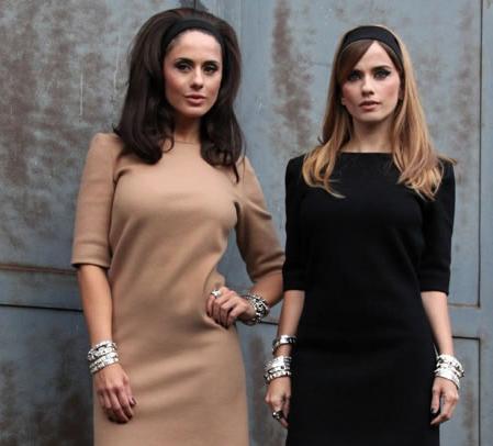 Nomination, i gioielli chic di Paola e Chiara
